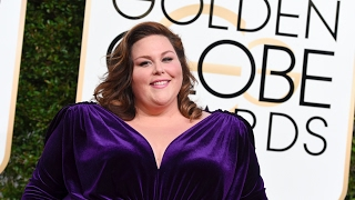 """Chrissy Metz: """"Why does size equate beauty"""" in society?"""