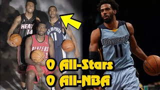 Mike Conley: The Most Underrated NBA Player In The Last Decade
