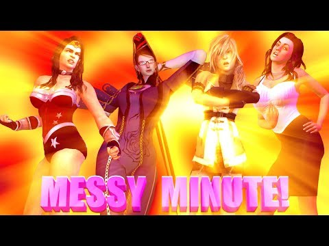 New Messy Minute Vote!