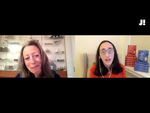 J! Talks Judy Batalion – The light of days
