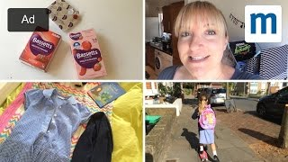 Shaking up the school run with Not Another Mummy Blog | Bassetts Vitamins