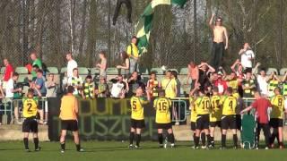 preview picture of video 'Tłuszcz: TKS Bóbr Tłuszcz - Mazur Radzymin - zakończenie (28.04.2012)'