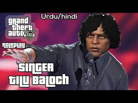 Fun With Tilu Baloch - !paytm | GTA 5 Legacy Roleplay India Urdu/HINDI