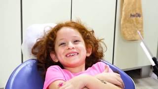 VLOG   ЗУБНОЙ ВРАЧ - СНОВА НА ПРИЕМЕ У ДАНТИСТА | Детская стоматология