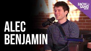 "Alec Benjamin Talks ""Mind Is A Prison"", Upcoming Album & John Mayer Advice"