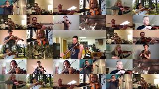 Theme From The Last of the Mohicans, ViolinWOD Student Project