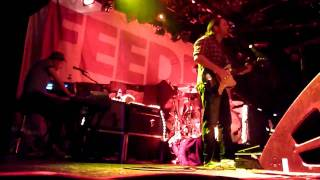 Feeder Pushing The Senses - HD Live Melkweg Amsterdam 2010