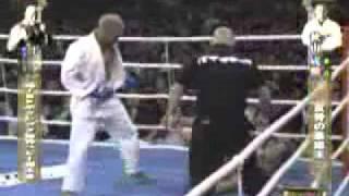 БОИ БЕЗ ПРАВИЛ: дзюдо против бокса