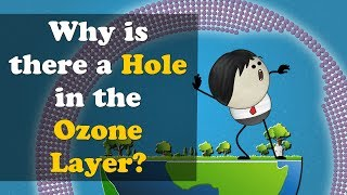 Why is there a Hole in the Ozone Layer? | #aumsum