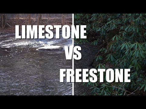 Limestone vs. Freestone