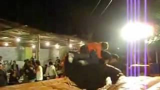 preview picture of video 'Fiesta del Potrillo Vidal 2010 toro con martin'