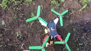 YARIŞ DRONE 3D UÇUŞ LOS PART4 - RACING DRONE 3D FLY LOS