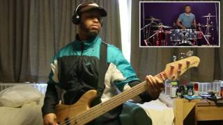 In Jesus Name by Israel & New Breed | Bass Cover ft. Sergio Brand