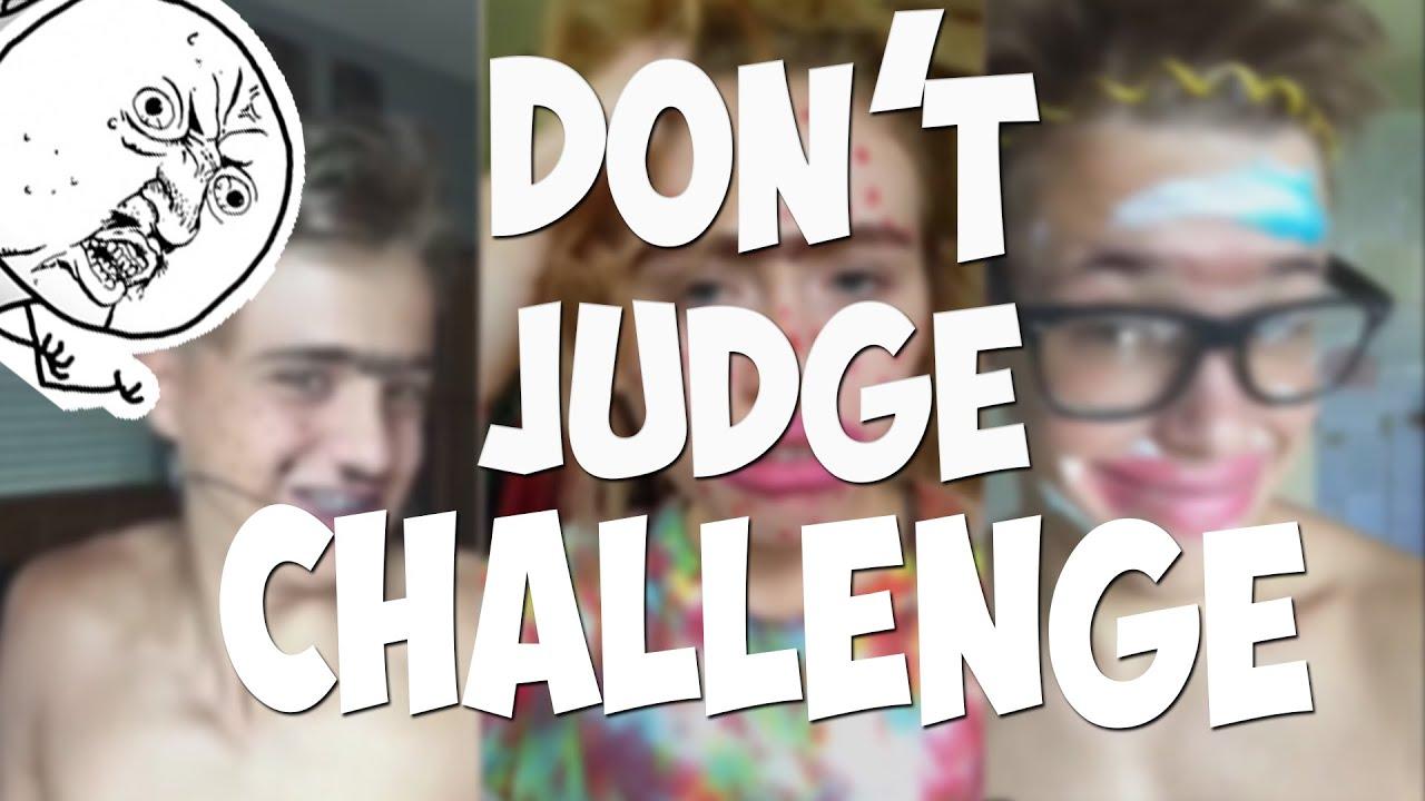 #DONTJUDGECHALLENGE