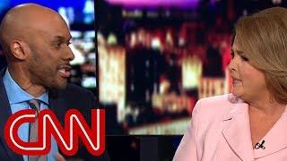 Panelist slams Trump supporter: Are you a hypocrite or bigot?