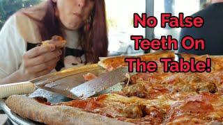 NY Pie Pizzeria, Santa Rosa, CA...Friday Night Restaurant Reviews