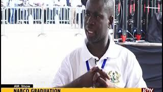 NABCO Graduation - AM Talk on JoyNews (17-10-18)