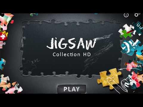 Видео Jigsaw Puzzle Collection HD - пазлы для взрослых