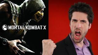 Mortal Kombat X game review