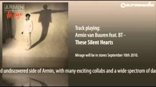 Armin van Buuren feat. BT - These Silent Hearts