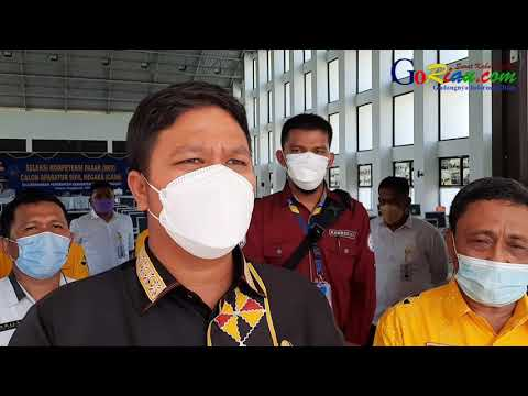 VIDEO: Bupati Kuansing Doakan Putra Daerah Lulus CASN 2021