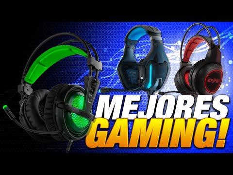 ¡3 Mejores AURICULARES GAMING para PS4 y XBOX!   Auriculares GAMER ¡BARATOS! de Energy System