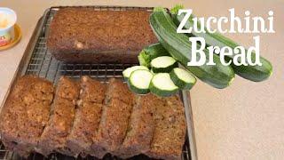 How to make Easy moist Delicious Zucchini Bread