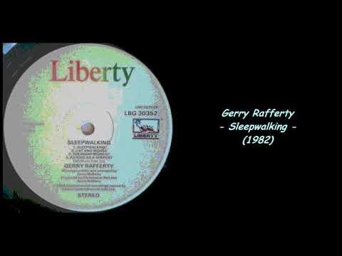 Gerry Rafferty - Sleepwalking (1982)