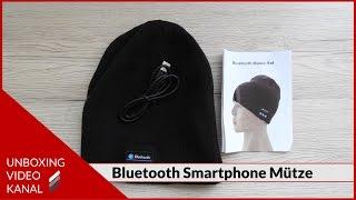 Bluetooth Mütze für Smartphone - Unboxing Video