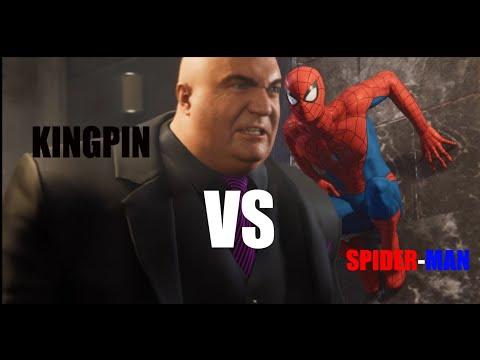 LOS INICIOS DE SPIDER-MAN (SPIDER-MAN VS KINGPIN) - Marvel's Spider-man.