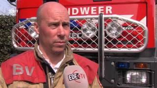 preview picture of video 'EDE TV Nieuws 13-04-2015'
