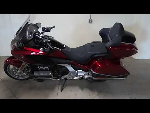 2021 Honda Gold Wing Automatic DCT