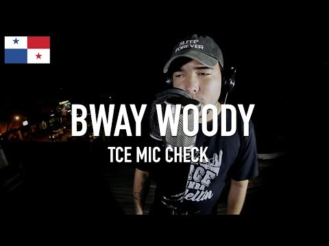 Bway Woody - Untitled [ TCE Mic Check ]