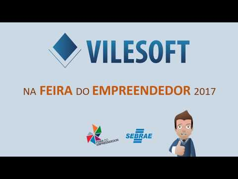 Imagem Vilesoft na Feira do Empreendedor 2017