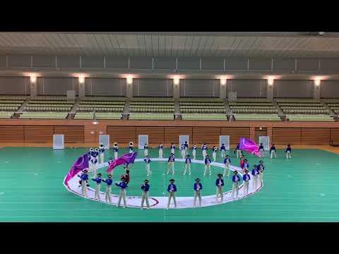 春日部中学校 チャレンジャーズ 吹奏楽部 2018 マーチング