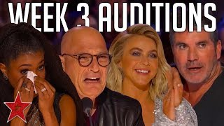 America's Got Talent 2019 Auditions! | WEEK 3 | Got Talent Global