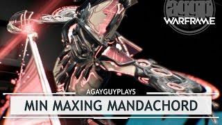 Warframe: Min Maxing Octavia's Mandachord  My Music