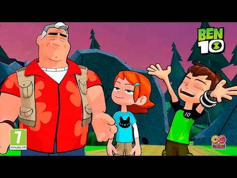 Ben 10 Video Game Trailer (Switch/PS4/XBO/STEAM) - Spanish thumbnail