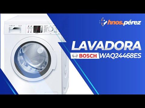 Lavadora Bosch WAQ24468ES | Hermanos Pérez