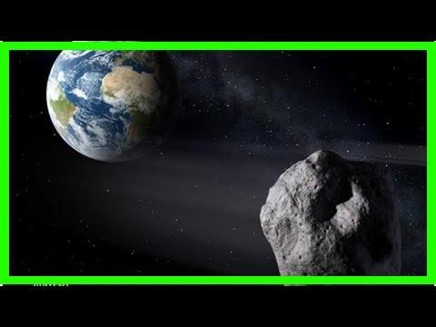 Berita Terkini   NASA : Asteroid Berukuran Gedung Pencakar Langit Dekati Bumi