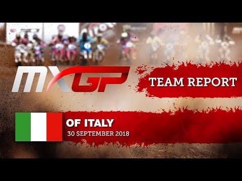 Team Report   JD KTM GUNNEX RACING   MXGP of Italy 2018 #motocross
