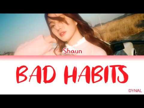Shaun Bad Habits