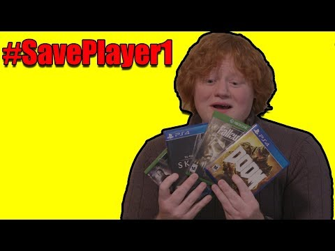 Bethesda Makes An Ad Defending Single Player Games, And It Was Awesome! #SavePlayer1