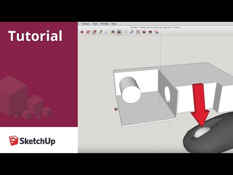 Getting Started with SketchUp - Part 1 - YouTube