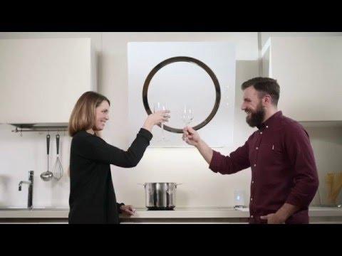 Wohnzimmerz elica dunstabzugshaube with dunstabzugshaube aus glas