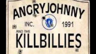 Angry Johnny & The Killbillies - The Creep