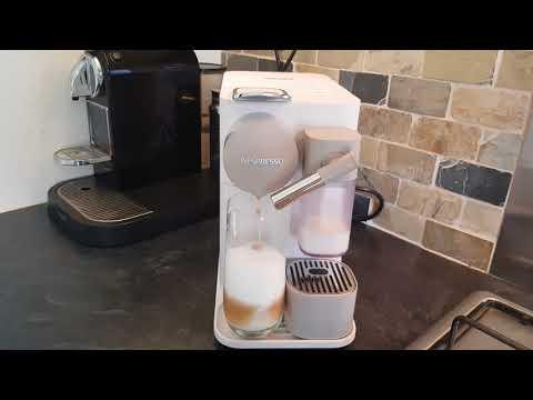 A Review of the Nespresso Lattissima One Coffee Machine