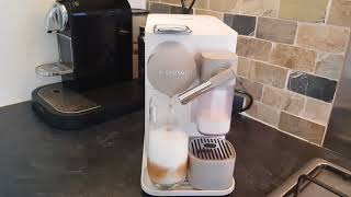A Review of the Nespresso Lattissima One Coffee Machine