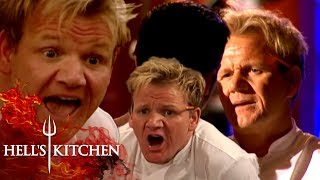 The Best Of Gordon Ramsay | Hells Kitchen Part One