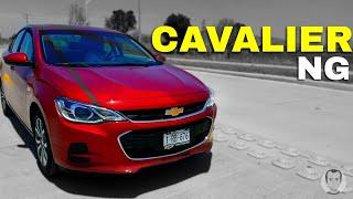¡Conoce Chevrolet Cavalier 2018 Auto Compacto Ahorrador Mas Espacio!